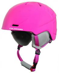 Blizzard Viva Spider Ski Helmet - ružová