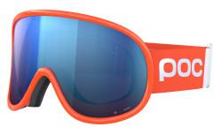 POC Retina Big Clarity Comp - oranžová
