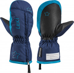 Leki Little Snow Mitt - modrá