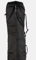 K2 Deluxe Double Ski Bag - čierna