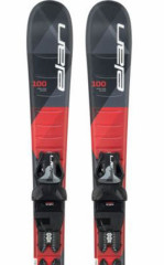Elan Maxx Black Red QS + EL 4.5