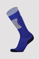 Mons Royale Pre Lite Tech Sock - modrá / šedá