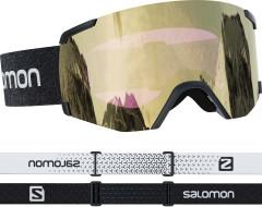 Salomon S / View Sigma - čierna / zlatá