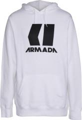 Armada Icon Hoodie - white