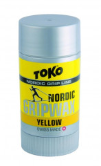 TOKO Nordic GripWax yellow - 25g