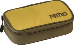 Nitro Pencil Case XL - zelená / žltá