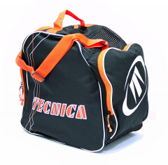 Tecnica Skiboot Bag Premium - čierna / oranžová