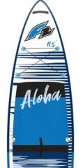 """F2 Aloha 11'4 """"x31"""" x6 """"- modrá"""