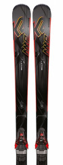 K2 AMP Bolt + MXCell 12 TCX Q - testovacie lyže