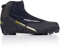 Fischer XC Pro - čierna / žltá