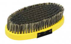 TOKO Base Brush oval Steel Wire