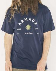 Armada In The Trees Tee - modrá