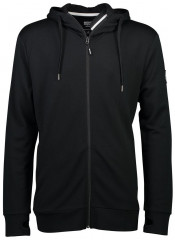 Mons Royale Covert Mid-Hit Hoody - black