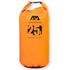 Aqua Marina Lodný vak 25L - oranžový