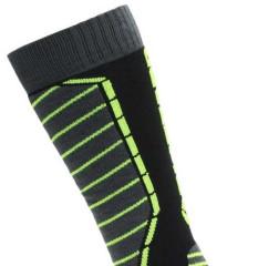 Blizzard Profi Ski Socks - čierna / žltá
