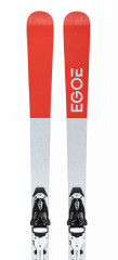Egoe DIP All Mountain + VIST VM412 BLACK + doska VIST SpeedLock PRO LIGHT