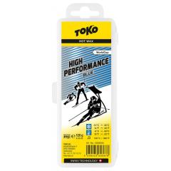 TOKO High Performance Hot Wax Blue - 120g