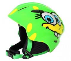 Blizzard Magnum Ski Helmet Junior - zelená