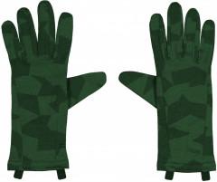 Mons Royale Volta Glove Liner - pine camo