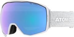 Atomic Count 360 ° Stereo - biela / modrá