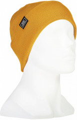 Mons Royale McCloud Beanie - gold