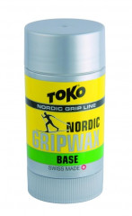 TOKO Nordic Base GripWax green - 27g