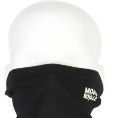Mons Royale Daily Dose Neckwarmer - čierna