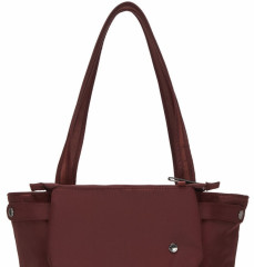 PacSafe Citysafe CX Packable Vertical Tote - merlot