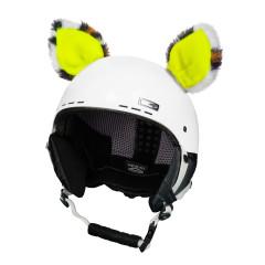 REVOS Crazy Uši - mačka neon žltá