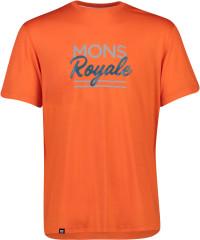 Mons Royale Tarn Freeride T - orange smash