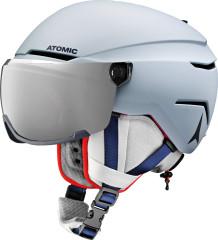 Atomic SAVOR Visor Jr - modrá