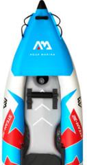 Aqua Marina Steam 312 - modrá / červená