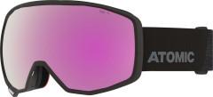 Atomic Count HD - čierna / ružová