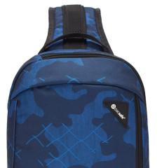 PacSafe VIBE 325 SLING PACK - blue camo