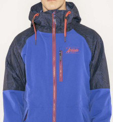 Armada Carson Insulated Jacket - admiral blue