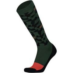 Mons Royale Lift Access Sock - šedá