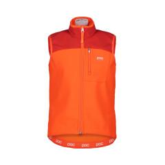 POC Race Vest Jr. - oranžová