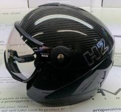 Hammer H2 carbon fibre + štít VTS1
