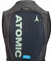 Atomic Live Shield Vest Amid W - čierna