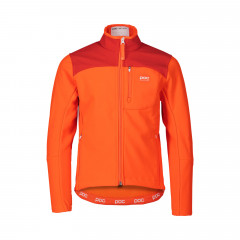 POC Race Jacket Jr. - oranžová