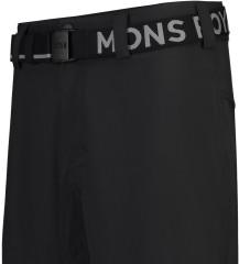 Mons Royale Virage Bike Shorts - Black