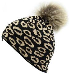 Blizzard Leopard - čierna