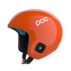 POC Skull Dura X Spin - oranžová