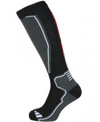 Blizzard Compress 85 Ski Socks - čierna / sivá