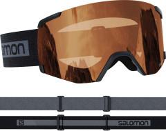 Salomon S / View Access - čierna / oranžová