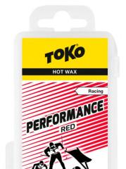 TOKO Performance Red 120g, červený parafín (LF)