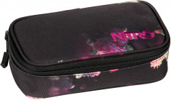 Nitro Pencil Case XL black rose