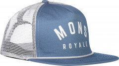 Mons Royale The ACL Trucker Cap - denim
