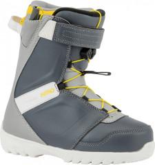 Nitro DROID BOA - navy blue-grey-yellow