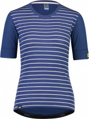 Mons Royale Cadence Tee - ink stripe